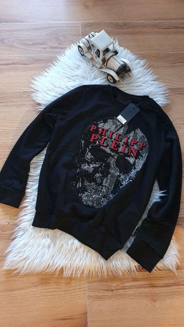 Bluza meska cekiny Philipp Plein