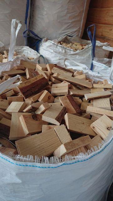 Drewno suche sosnowe do palenia 1,5 metra