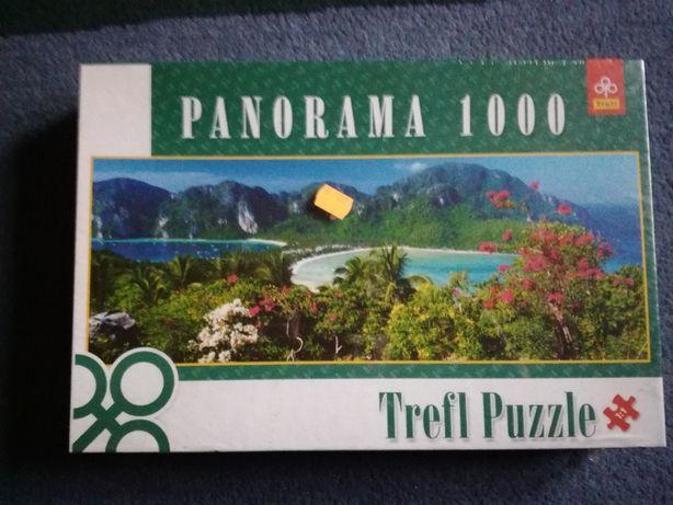 Sprzedam puzzle Trefl