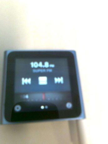 Vendo Apple iPod Nano 8 GB, 6.ª geração, como novo
