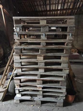 Поддоны (паллета) деревянные
