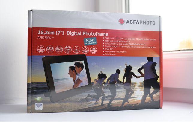 Ramka cyfrowa AgfaPhoto AF 5079 PS HR