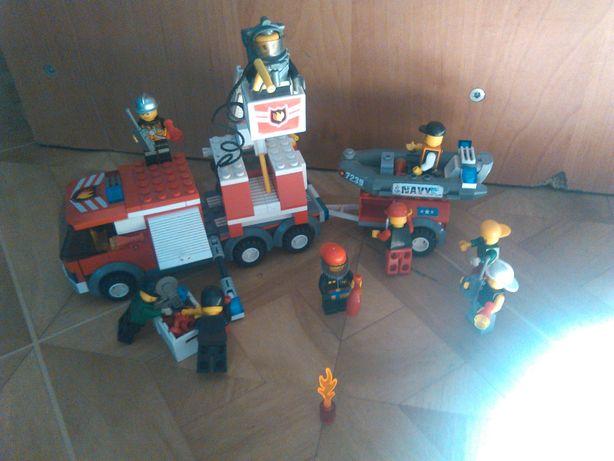 Lego City Wóz Strażacki