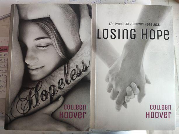 Hopeless, Losing Hope