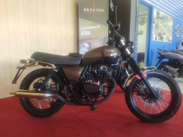 Brixton Cromwell 125cc, novas