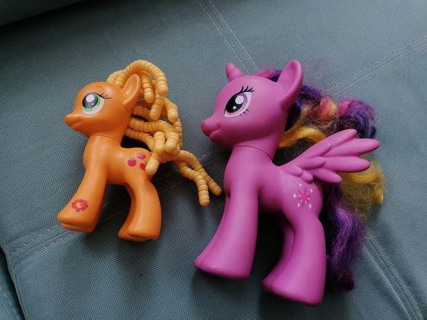 My little pony dwa koniki