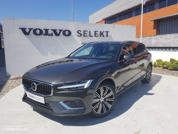Volvo V60 2.0 T6 AWD TE Inscription