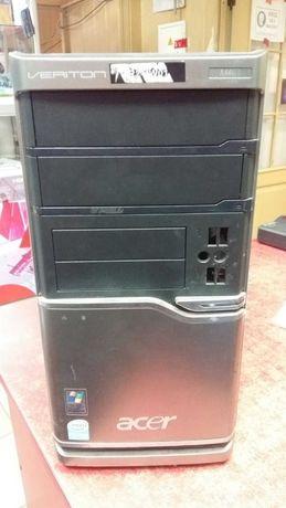 Компьютер системный блок Acer E2180 2*2GHz/2GB/160GB/DVD