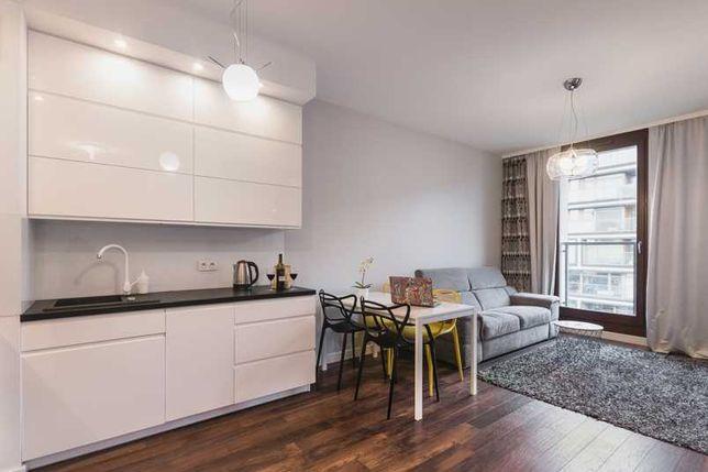 Komfortowy apartament dla 4 osób w sercu Warszawy!