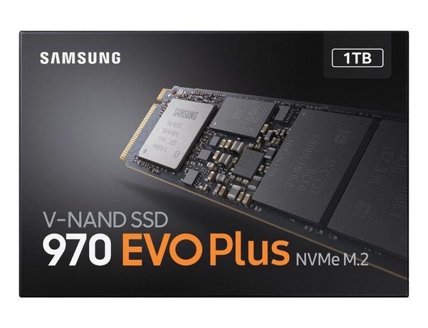 НОВЫЙ! SSD накопитель M.2 1TB SAMSUNG 970 EVO Plus (MZ-V7S1T0BW)