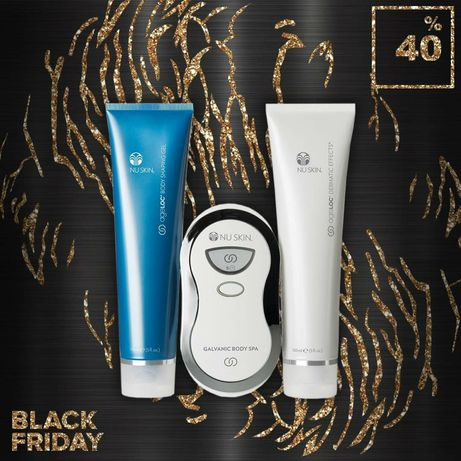 AngeLOC Galvanic Body Trio Nuskin
