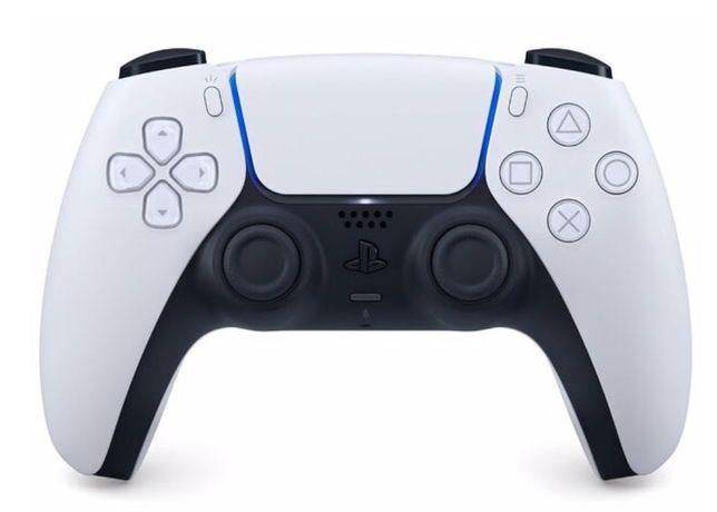 Джостик Sony PS5 DualSense White (9399902) /Самовивіз/iPeople
