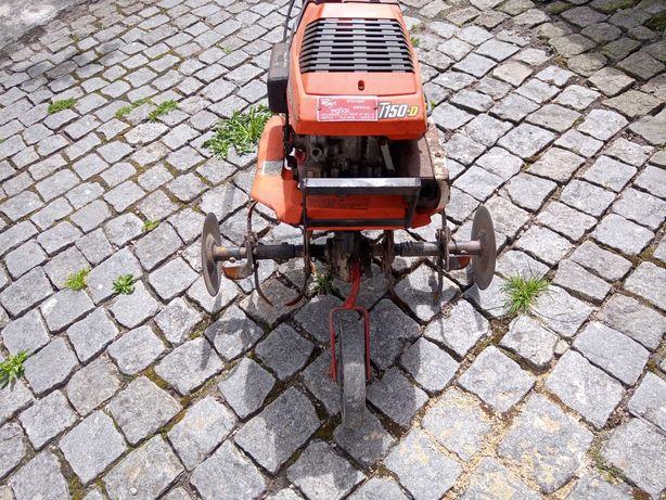 Máquina de fresar terra