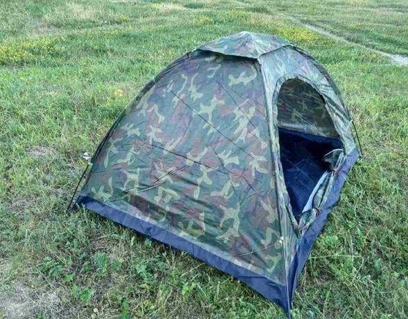 Туристична камуфляжна палатка  2-х місна  ( 2х1.5х1.1 м)