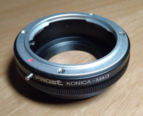 Адаптер переходник Konica AR - Micro 4/3 M4/3