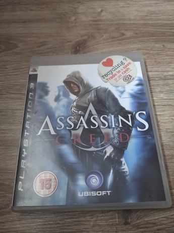 Gra PlayStation 3 Assassin's Creed PS3
