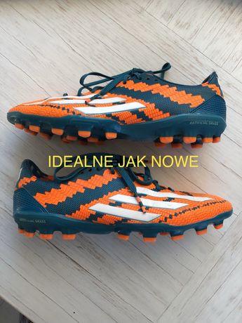 Idealne jak NOWE korki Adidas 39 1/3 wkładka 24,5 cm Mi
