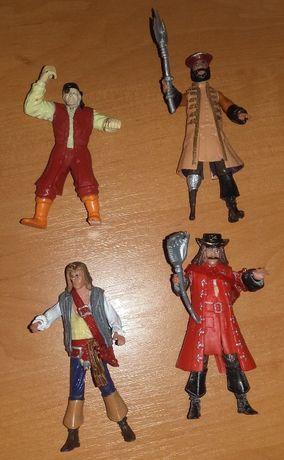 Różne figurki i zabawki