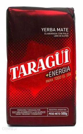Yerba Mate TARAGUI Energia 0,5kg 500g Mocna