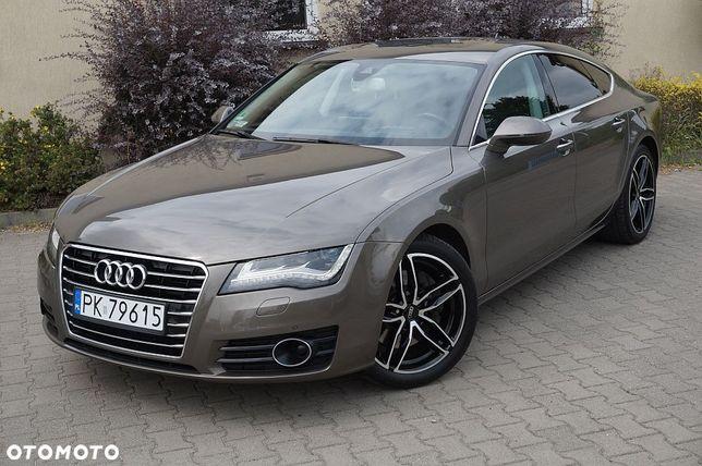 Audi A7 Salon Pl Full Opcja Skóry Ledy NavI Kamera Radar Masaże NIGHT VISION