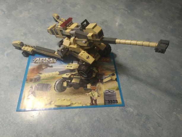 Военный Лего конструктор