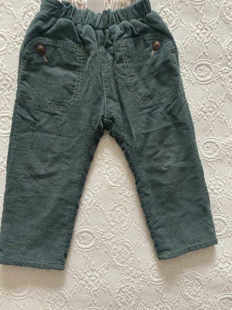 Брюки штанишки на мальчика Zara