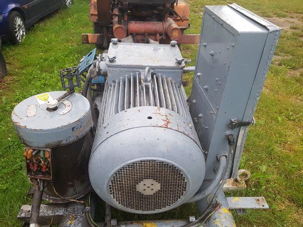 Silnik elektryczny 71 kw z rozrusznikiem