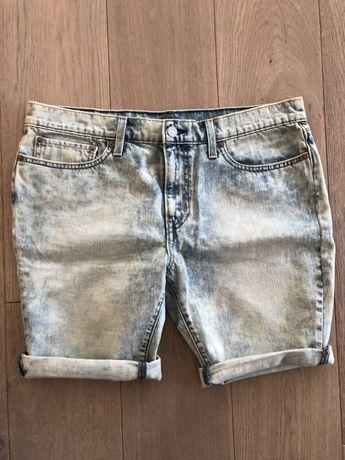 Spodenki / szorty jeansowe Levi's 31