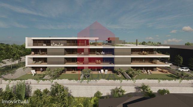 Apartamento T1 NOVO em Ferreiros, Amares