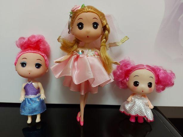 Кукла-брелок, куколки, цена за набор
