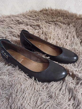 туфли кожаные обувь