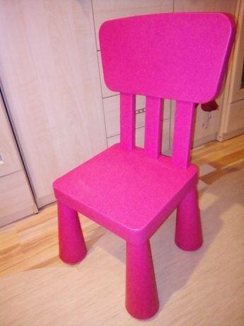 Krzesełko dla dziecka MAMMUT. IKEA