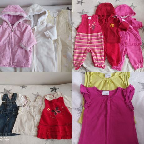 Ubrania niemowlęce 3-6 miesięcy