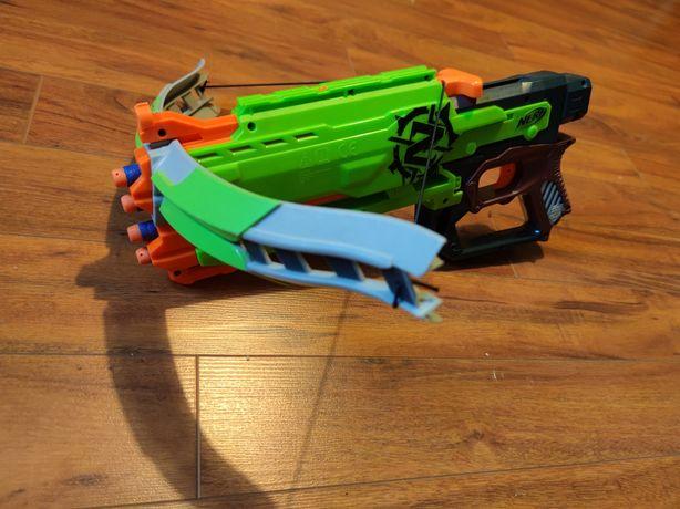 Nerf Zombie Crossfire Bow A6558 kusza pistolet