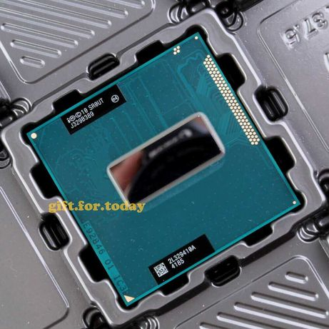 Intel Core i7 3840QM до 3.80GHz  процессор ноутбука 1 год гарантия