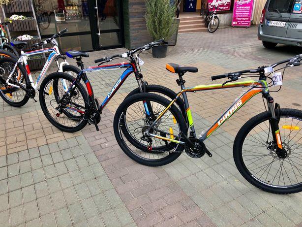 """Нові гірські велосипеди """"CROSS"""" Shimano рами з Алюмінію або Металеві"""