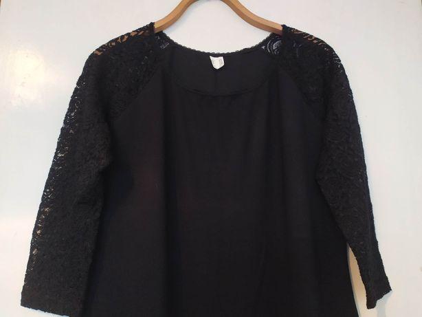 Платье с кружевными рукавами BON PRIX р.54 - 56