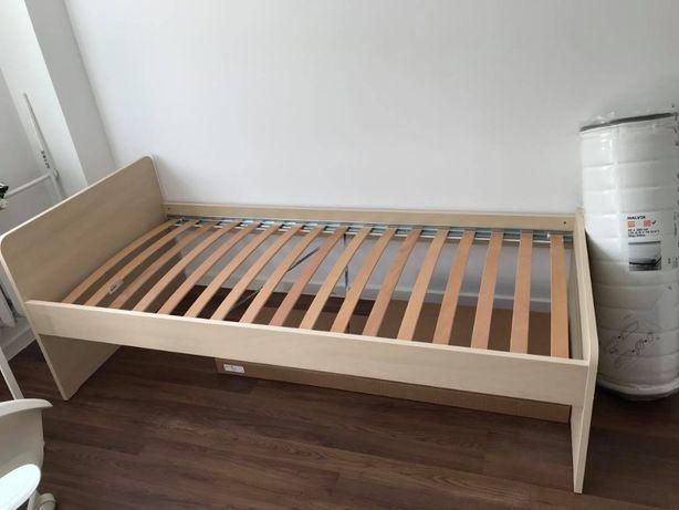 Nowe łóżko IKEA SLAKT