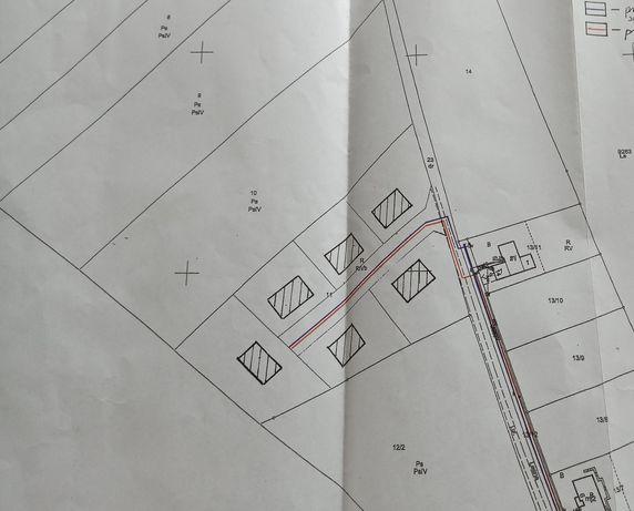 Działki budowlane Mieszków