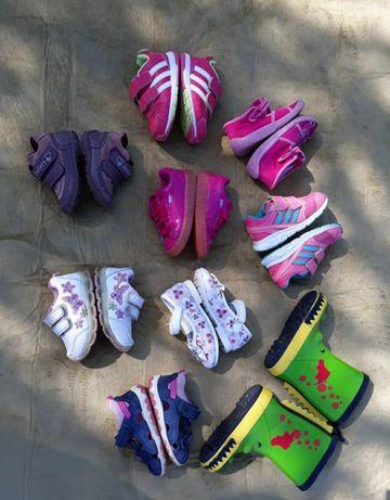Взуття на дівчинку 13-14-15см стелька