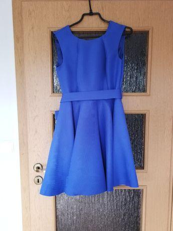 Chabrowa sukienka Emo