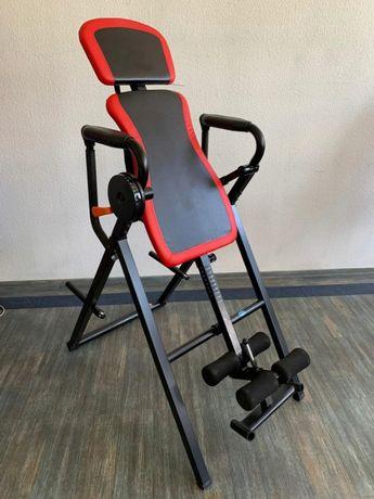 Инверсионный стол LEIKE GRAVITY Мульти тренажер 6 в 1 36 кг