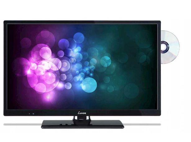 "TELEWIZOR LED 24""+ DVD, 12v/24v, DVB-T2"