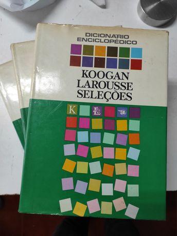 Dicionário Enciclopédico Koogan Larousse Seleções