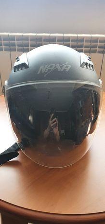 Kask Naxa roz L 59÷60 cm skuter motor motocykl