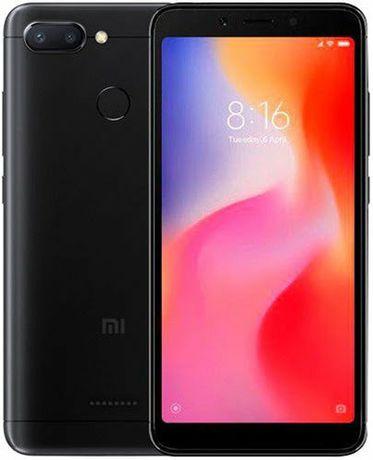 Смартфон Xiaomi Redmi 6 3/64 Black