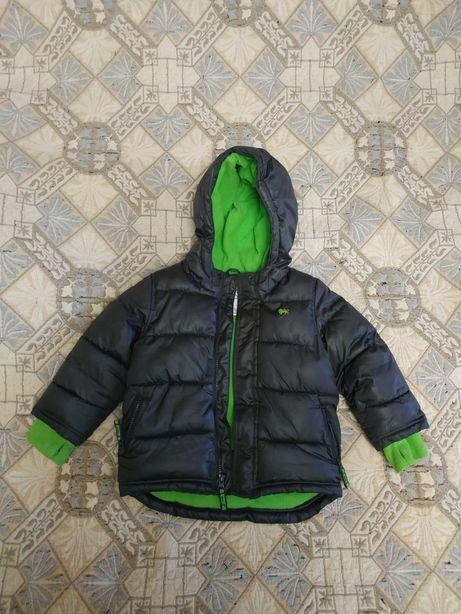 Детская куртка old navy зима