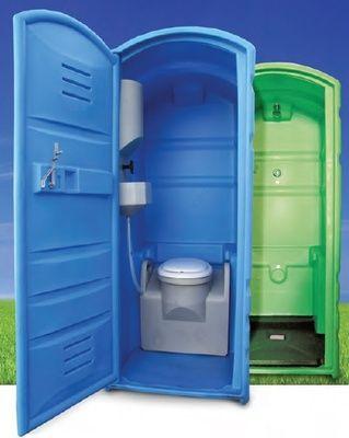 WC portátil, Cabine WC ou Cabine Duche, Aguatec