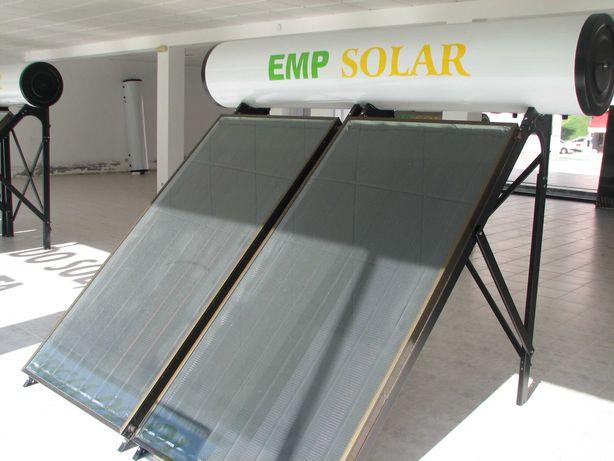 Painel Solar 250 Litros Termossifão novo Fluxo direto