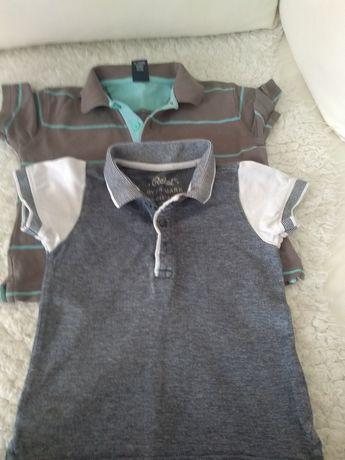 Bluzeczki r 98/104 cena za całość